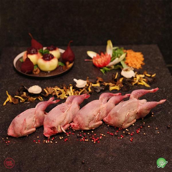Kwartel - Meattime