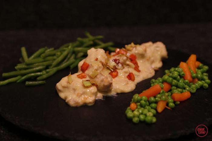 Kalfsfricassee bereid - Meattime