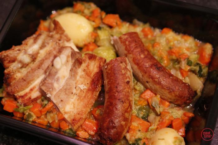 Hutsepot  - Meattime