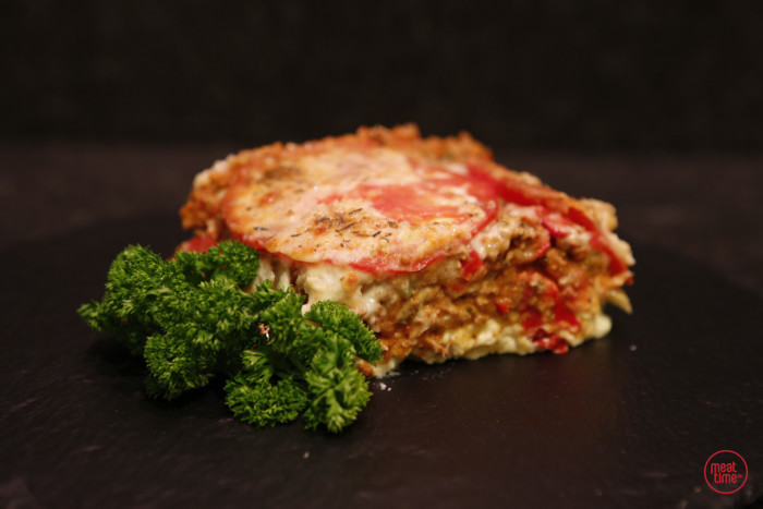 Mousaka - Meattime