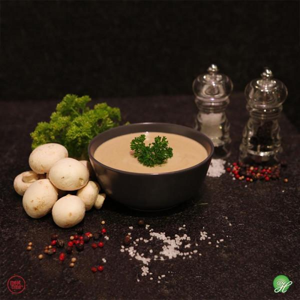 Boschampignonsoep - Meattime