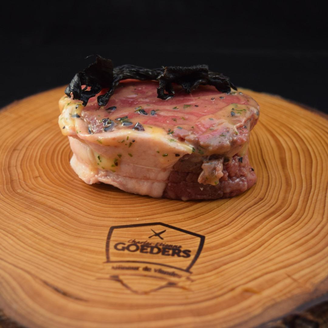 Filet pur de boeuf mariné - Meattime