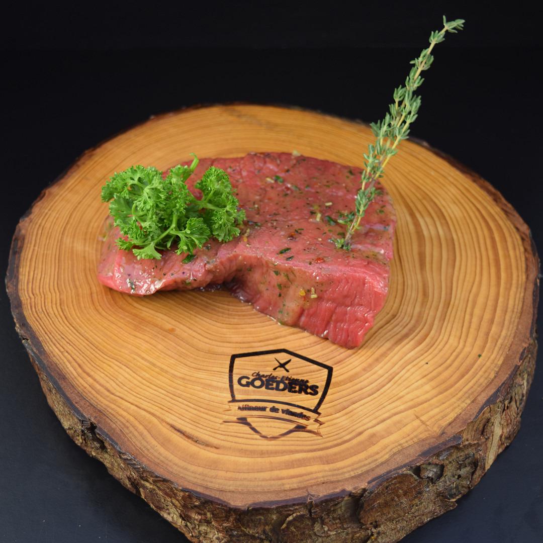 Steak à l'ail - Meattime