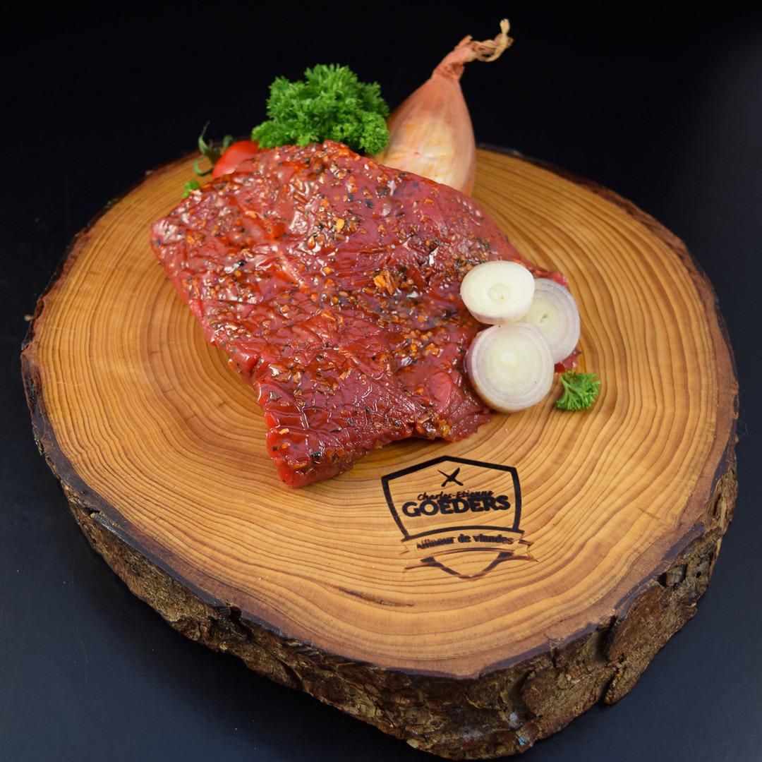 Steak à l'échalote - Meattime