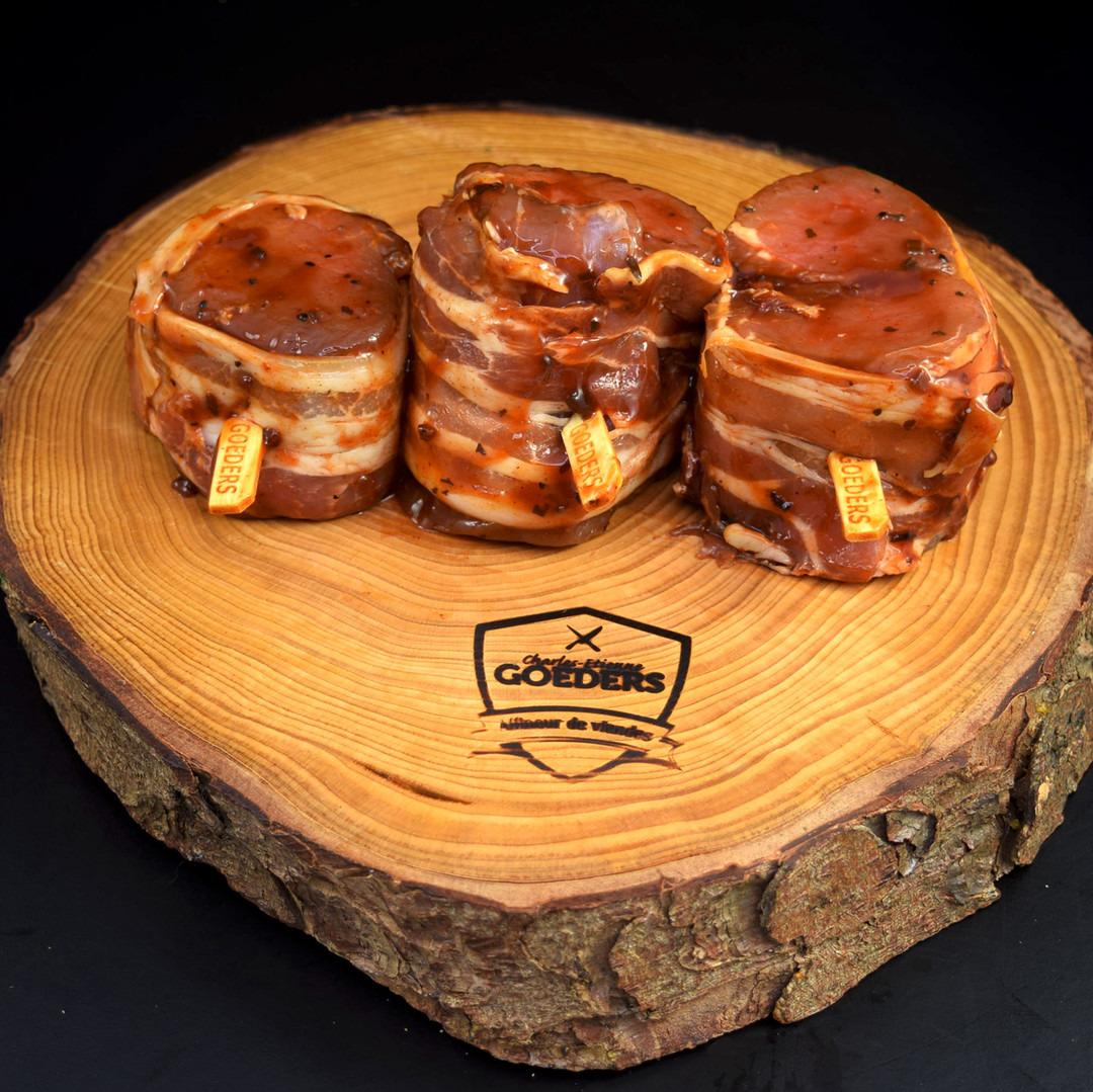 Filet de porc Pata Negra au miel - Meattime