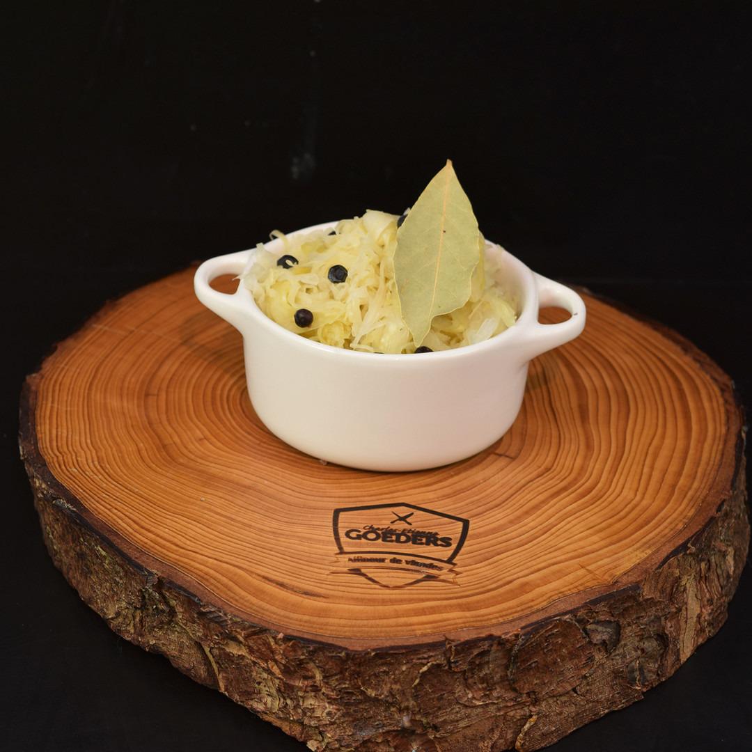 Pack de choucroute pour 4 personnes - Meattime