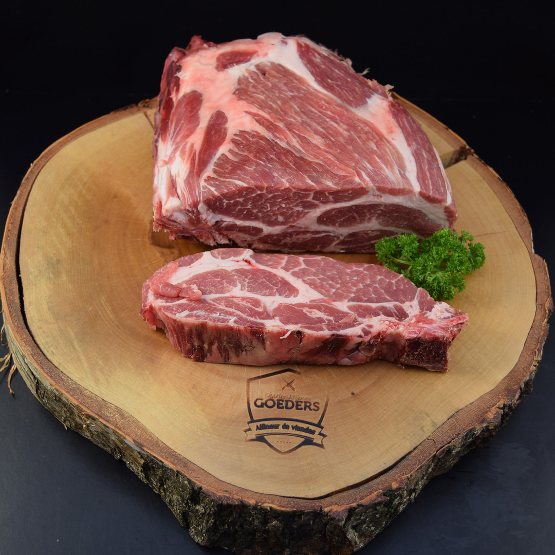 Spierling de Duroc d'Olives  +-250gr - Meattime
