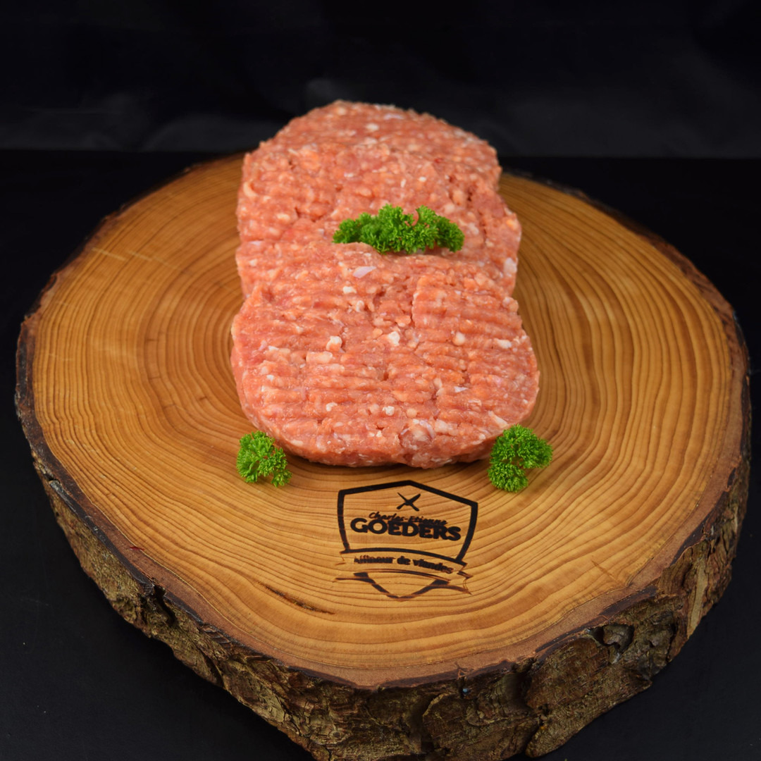 Steak haché de veau +-150gr - Meattime