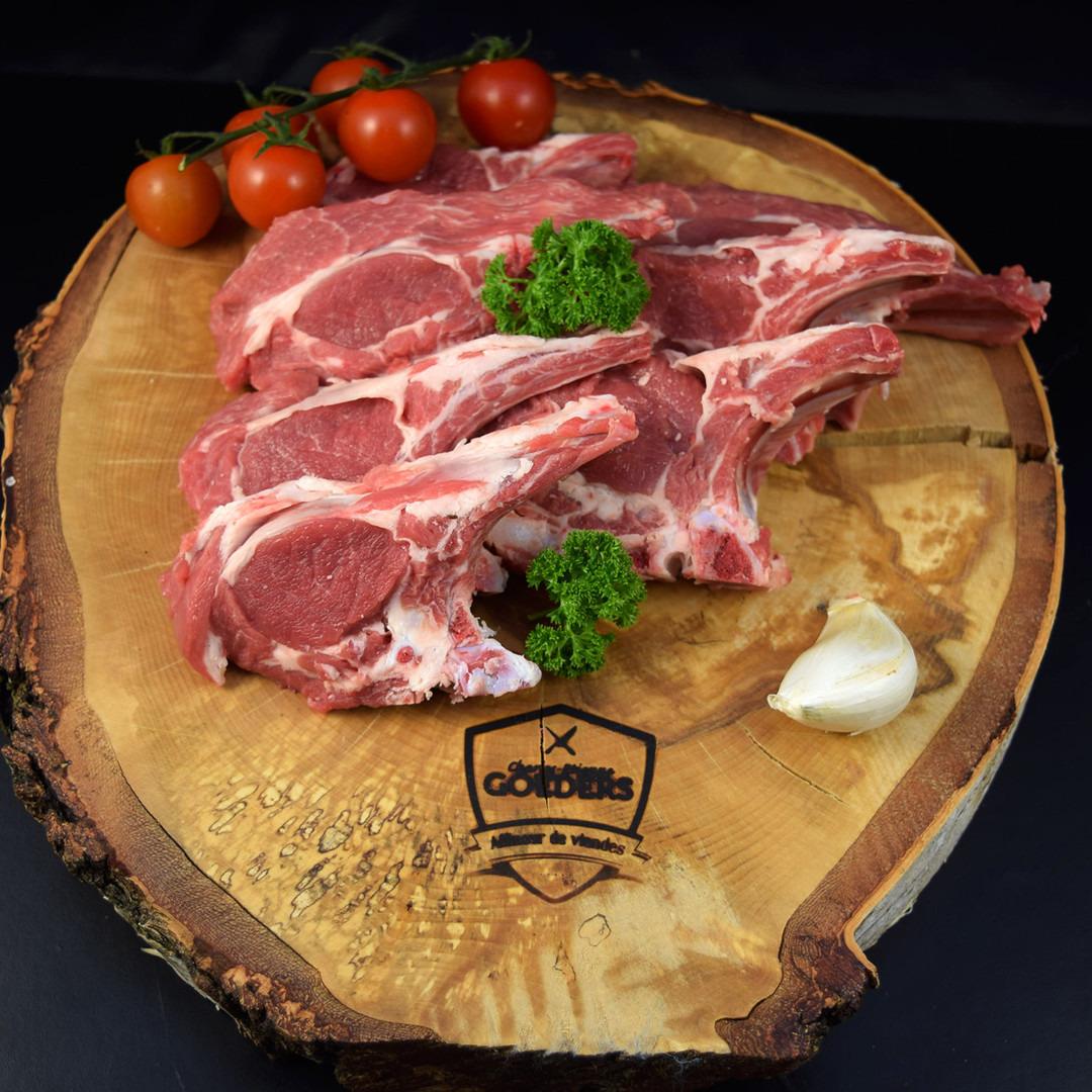 Basse côte d'agneau +-150gr - Meattime