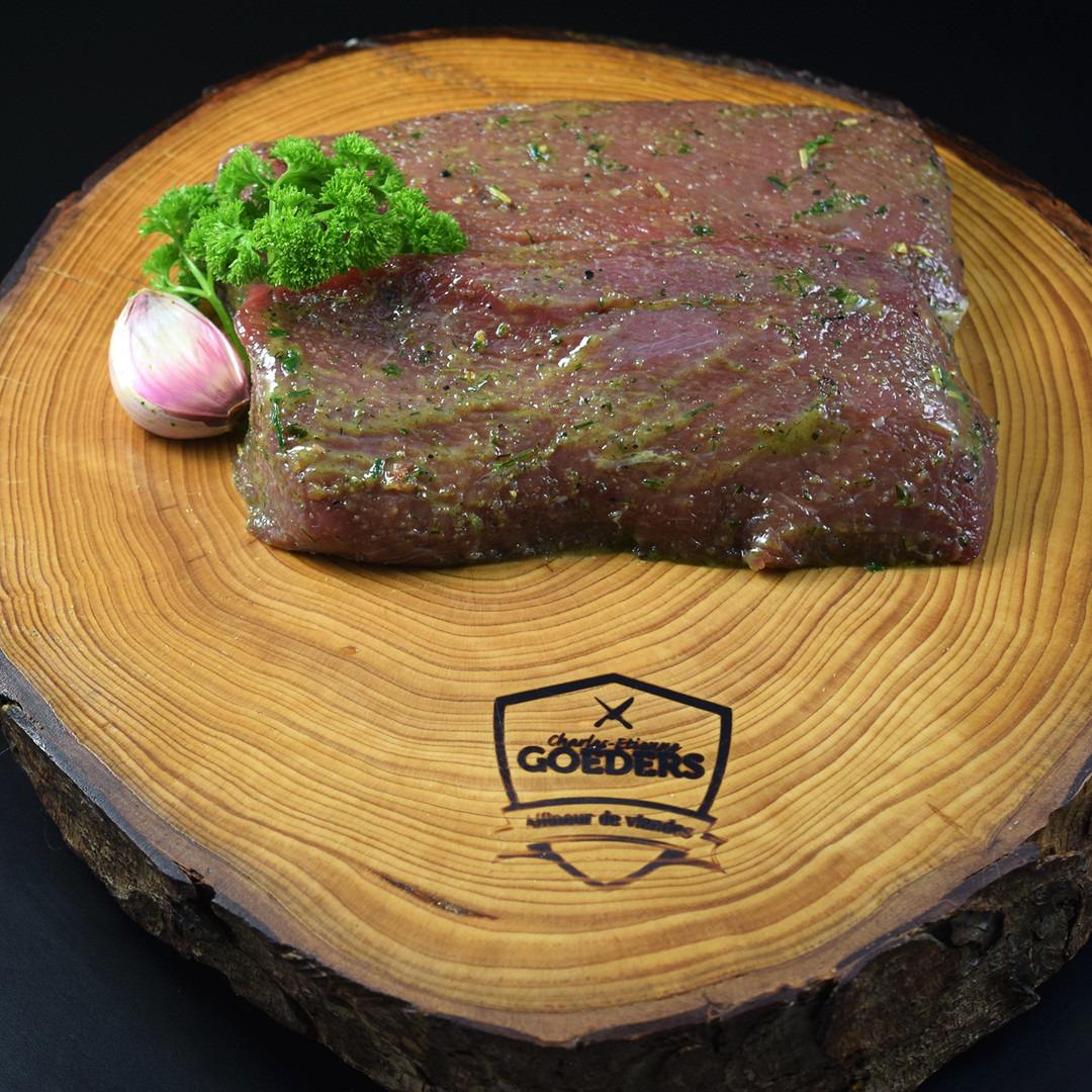 Filet d'agneau mariné - Meattime