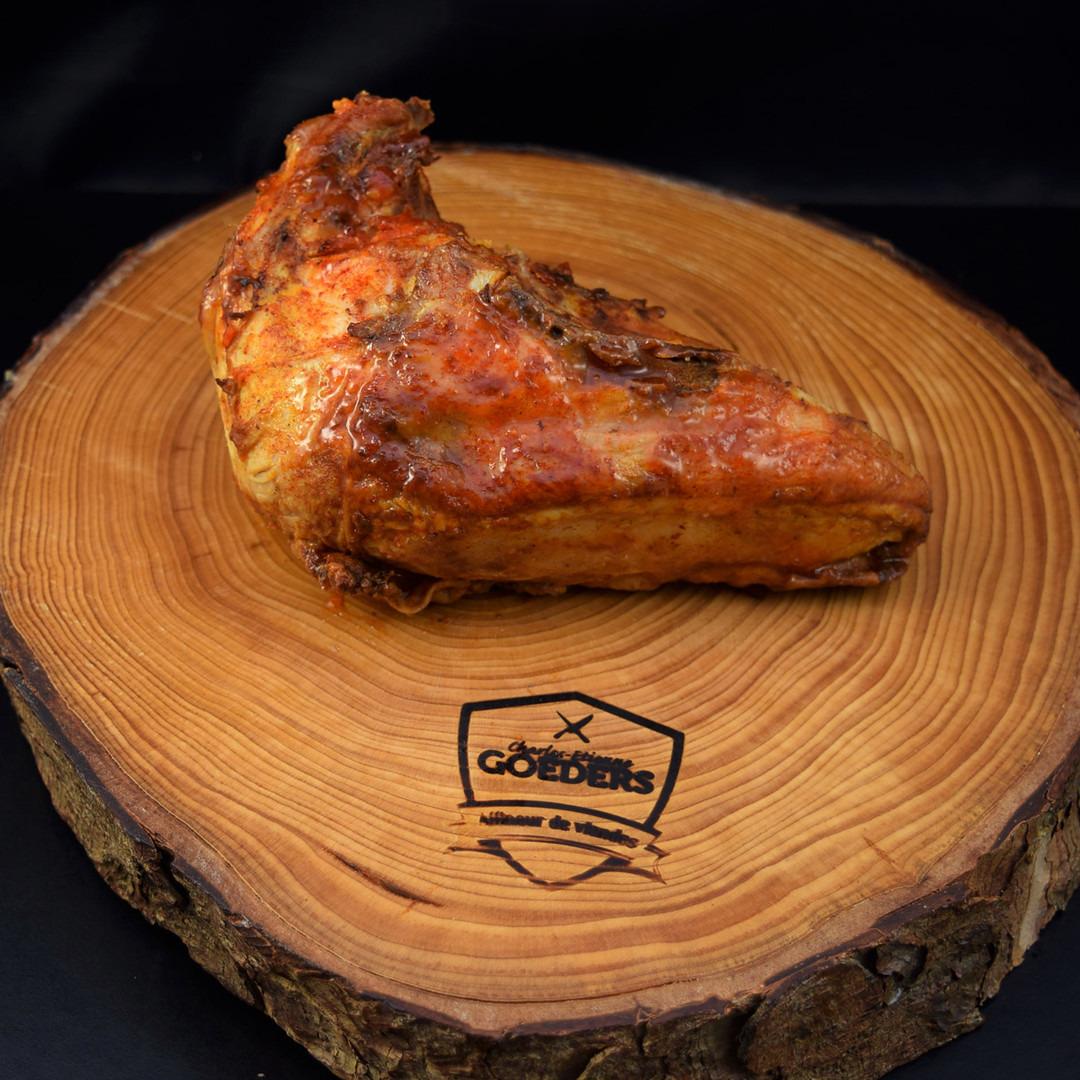 Blanc de poulet rôti - Meattime