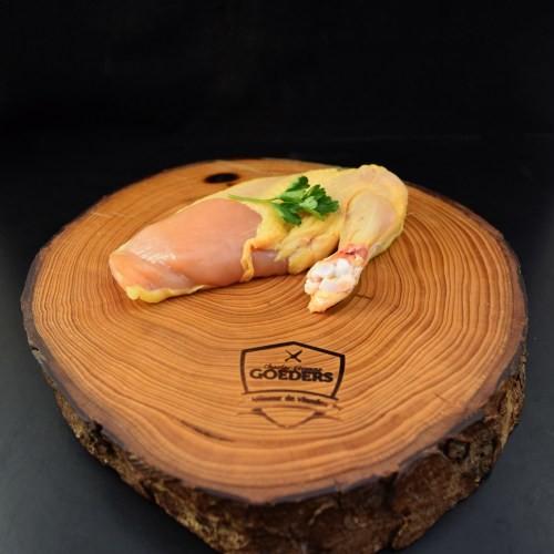 Suprême de poulet fermier +-200gr - Meattime