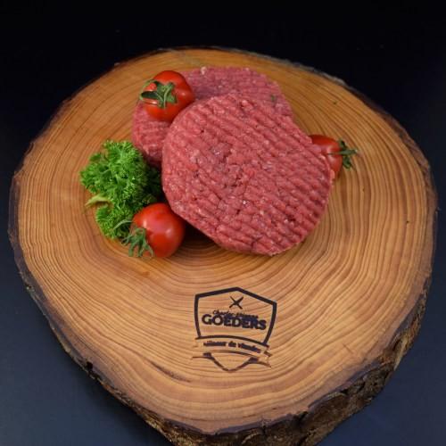 Burger de bœuf non épicé (+-150gr) - Meattime