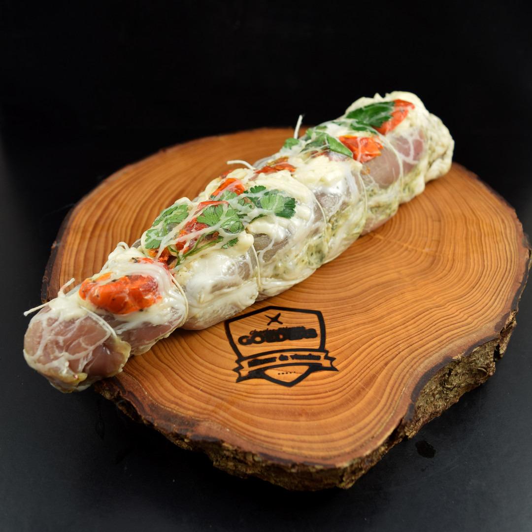 Filet porc orloff italienne +-650gr - Meattime
