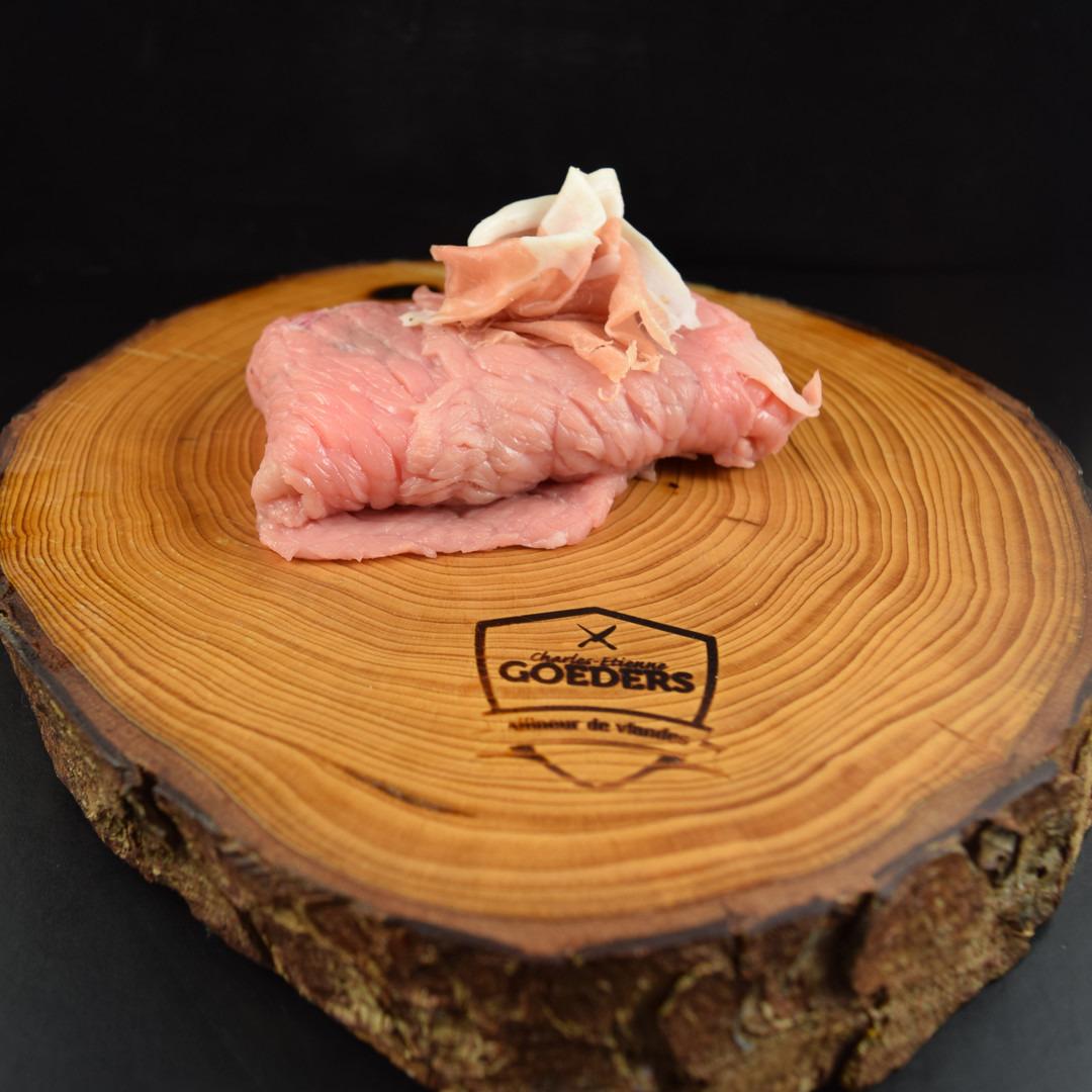 Cordon bleu de veau au truffes +-150gr - Meattime