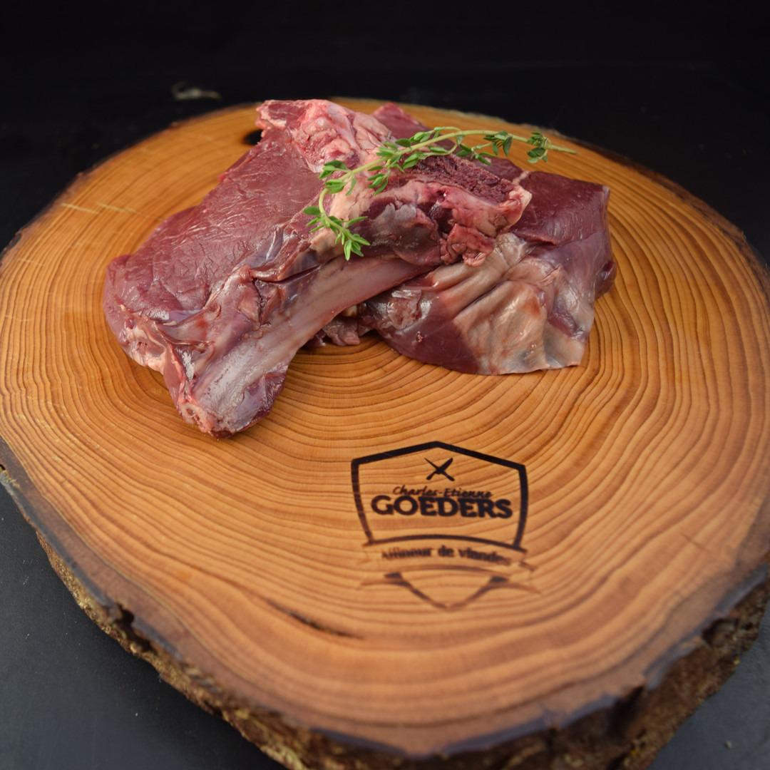 Côte coupée de biche (+-150gr) - Meattime