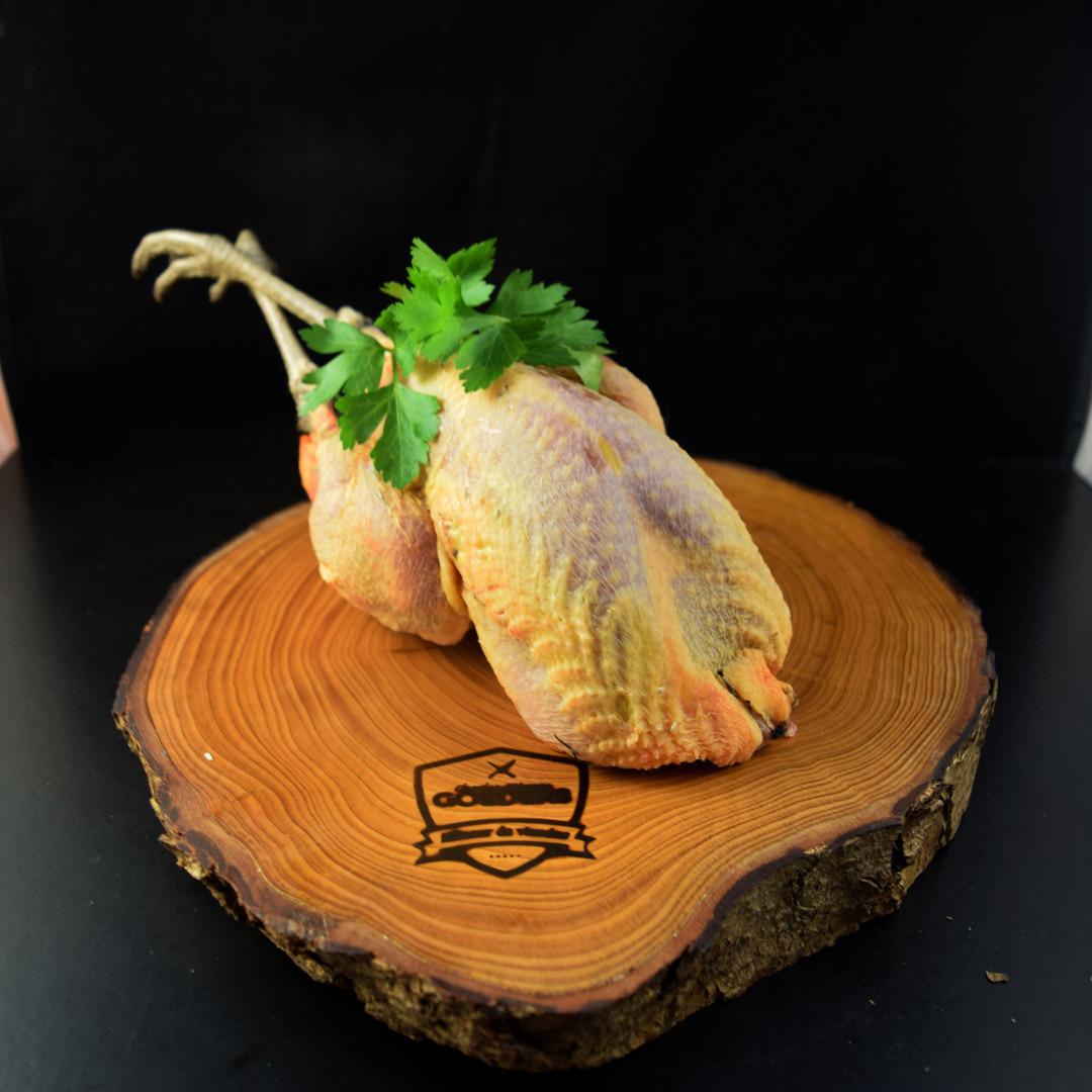 Poule faisane - Meattime