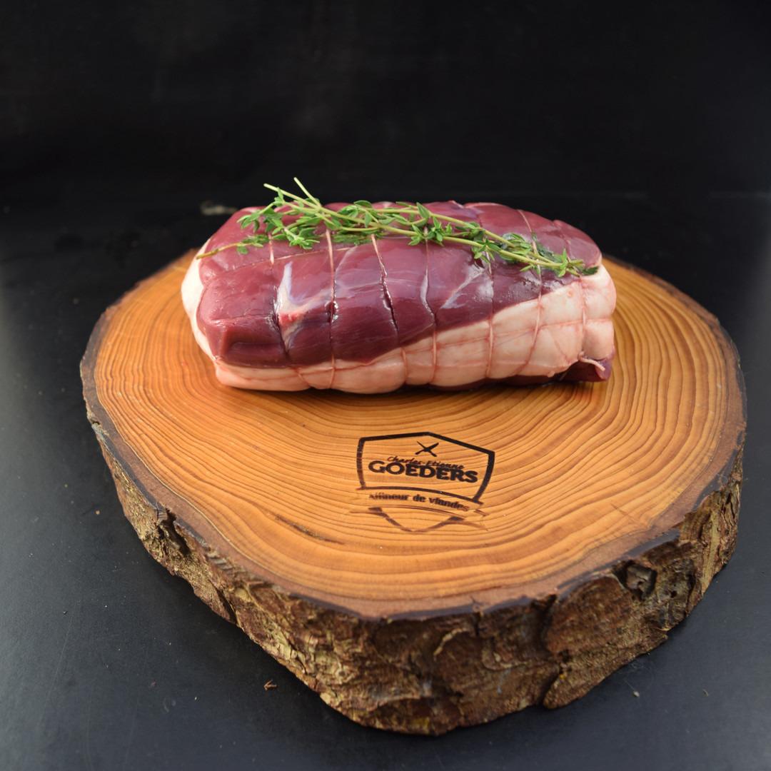 Roti d'épaule de faon - Meattime