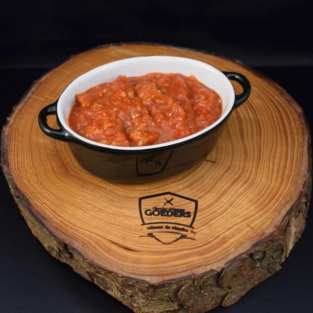 Sauce bolognaise - Meattime