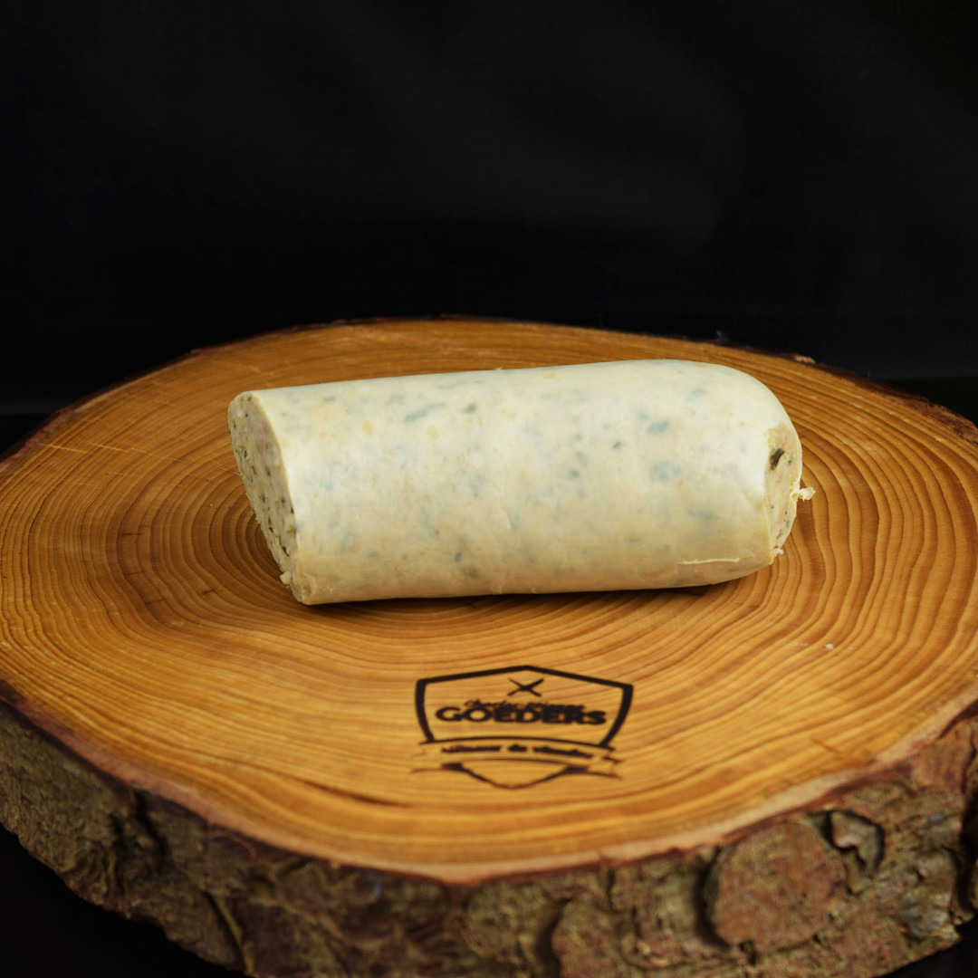 Boudin blanc - Meattime
