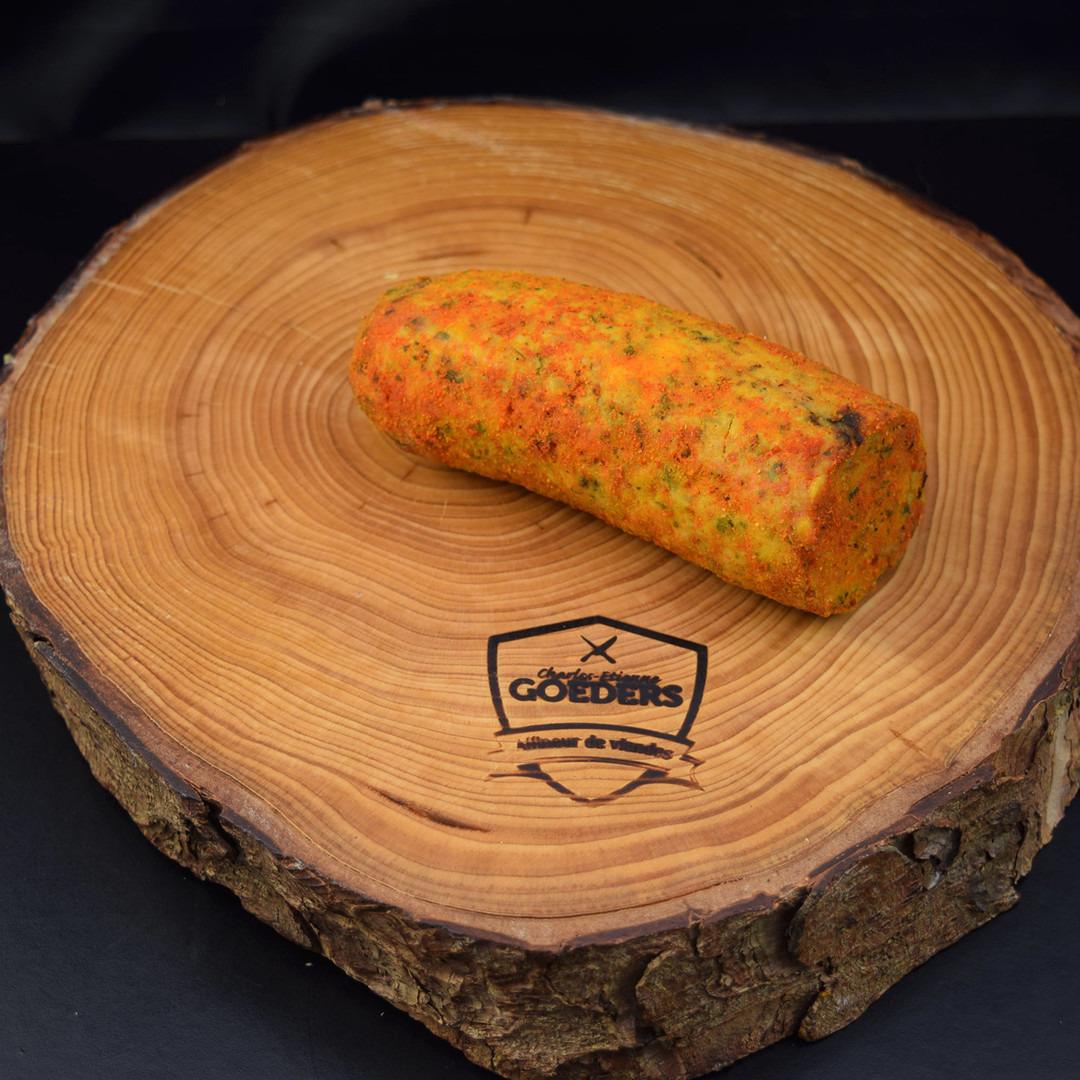 Boudin grillé - Meattime