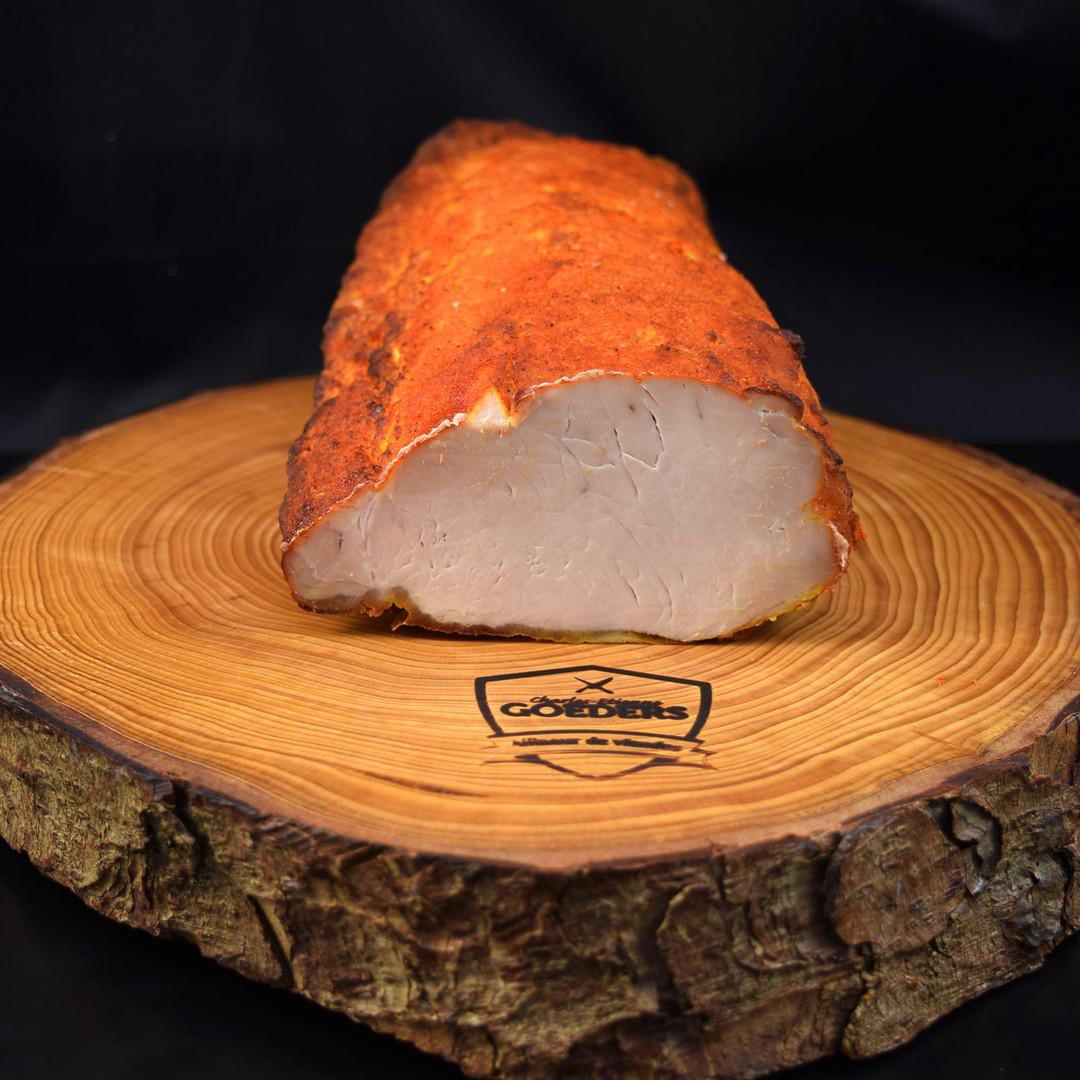 Carré de porc rôti - Meattime