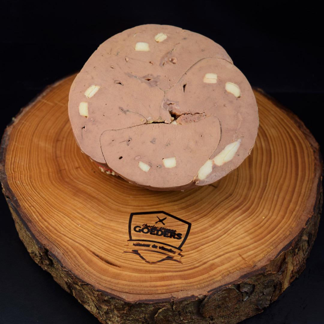 Foie piqué  - Meattime