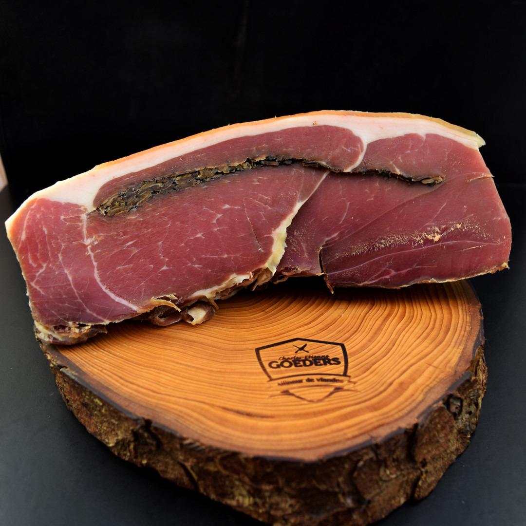 Jambon cru à la truffe  - Meattime