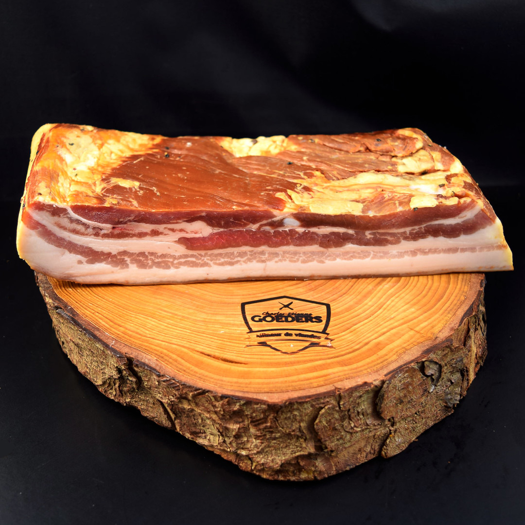 Lard fumé - Meattime