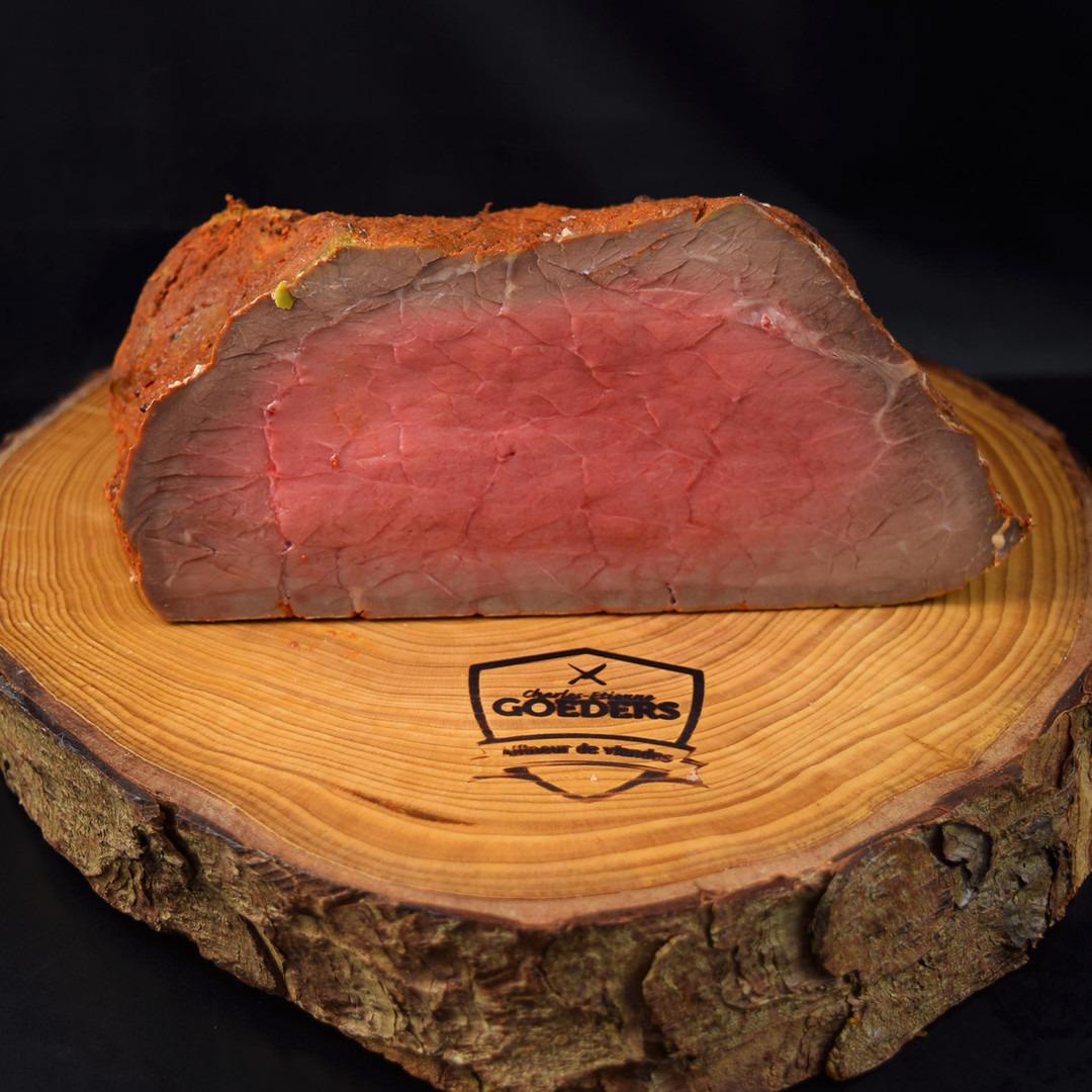 Rosbeef cuit  - Meattime