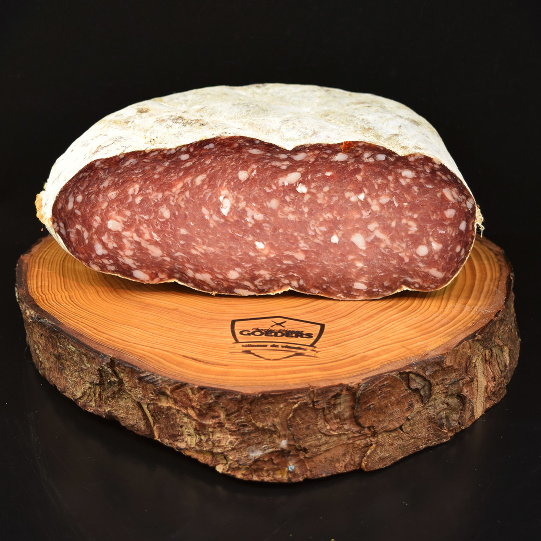 Salami au jambon italien - Meattime