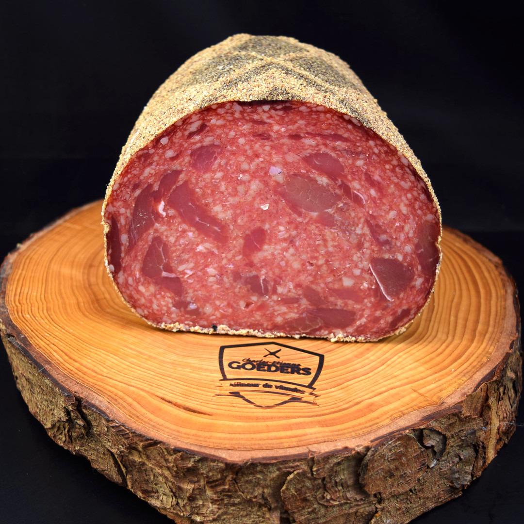 Salami au jambon Serrano  - Meattime