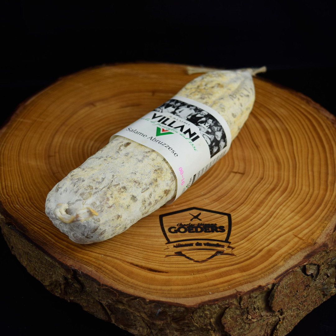 Salami des abruzzes  - Meattime