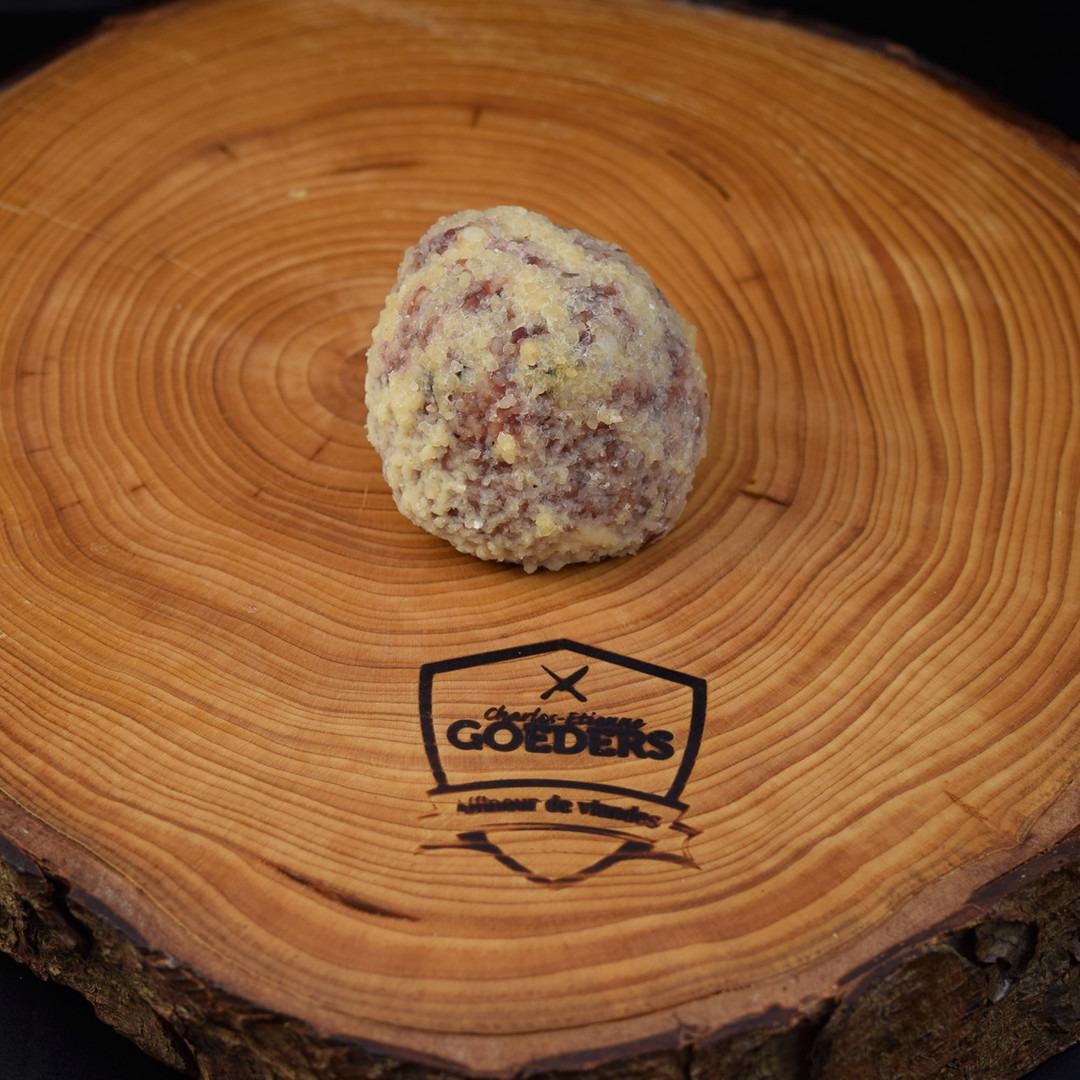Salami truffe et parmesan  - Meattime