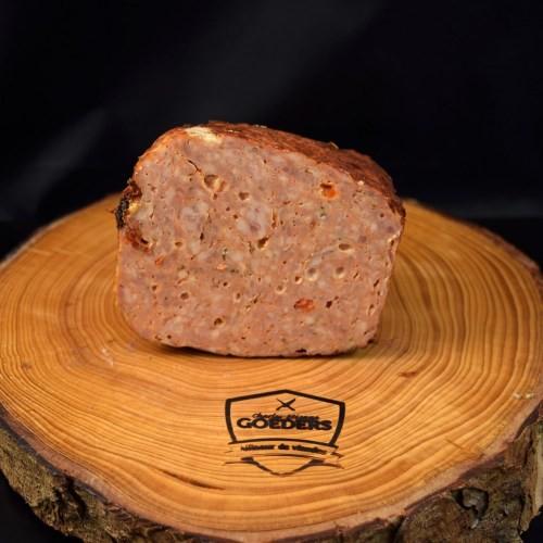 Pain de viande au piment d'Espelette  - Meattime