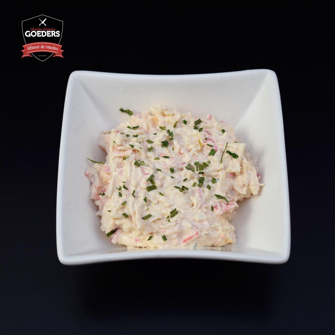 Salade de crabe - Meattime