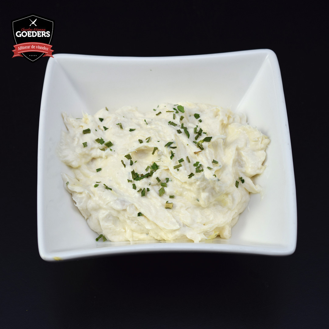 Salade de poulet mayonnaise - Meattime