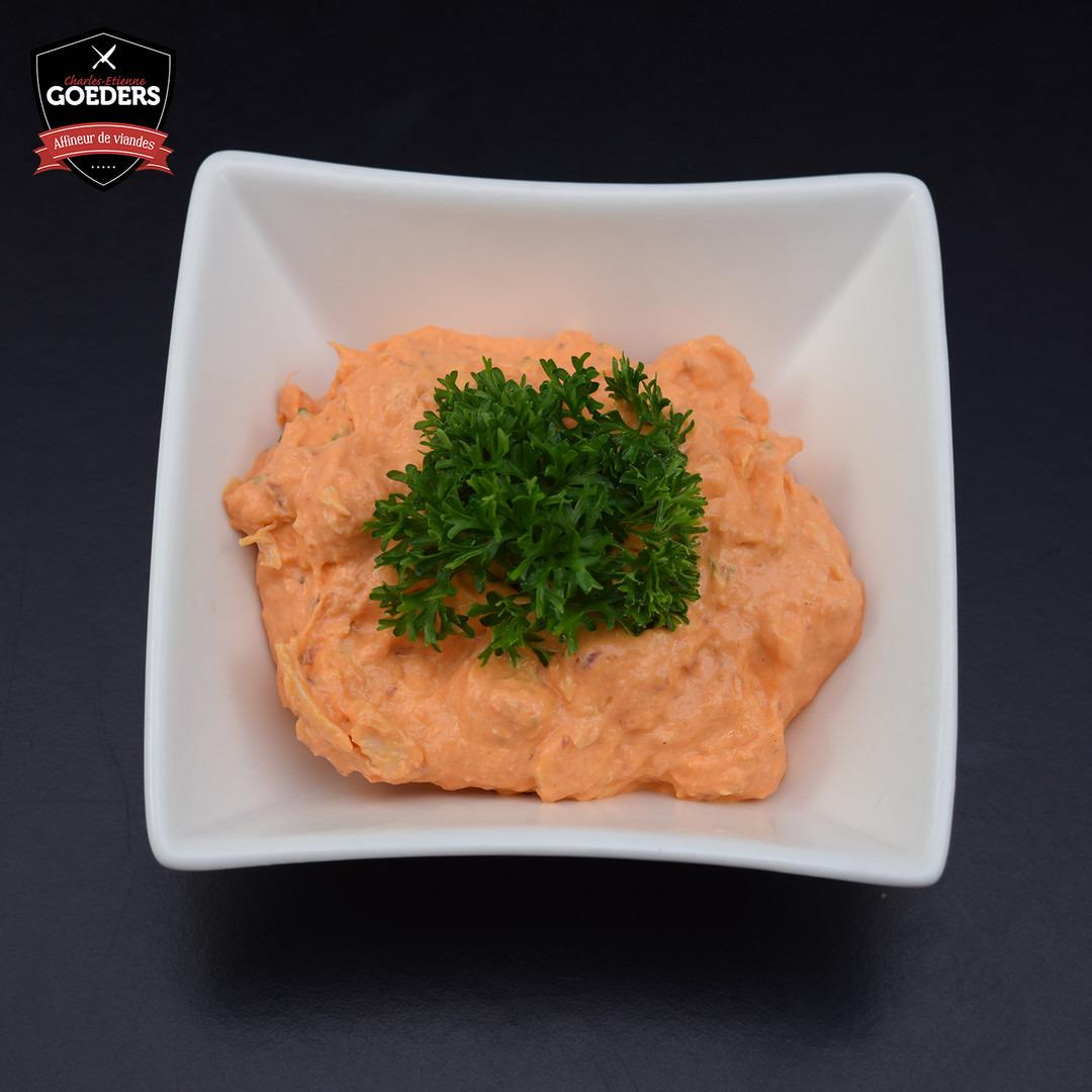 Salade de poulet thaïe - Meattime