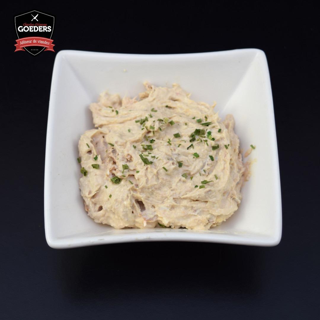 Salade de thon mayonnaise - Meattime