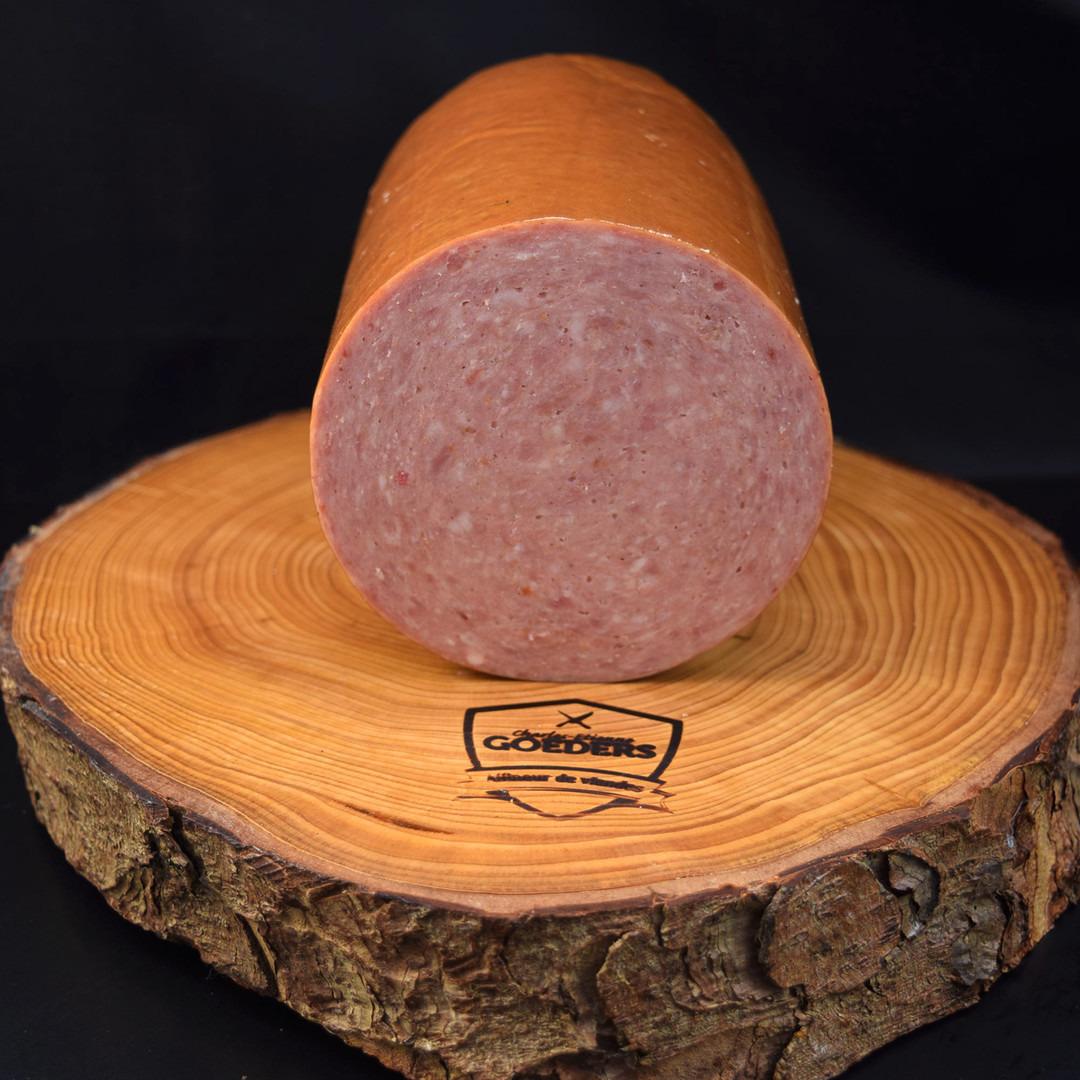 Saucisson au jambon (pièce) - Meattime