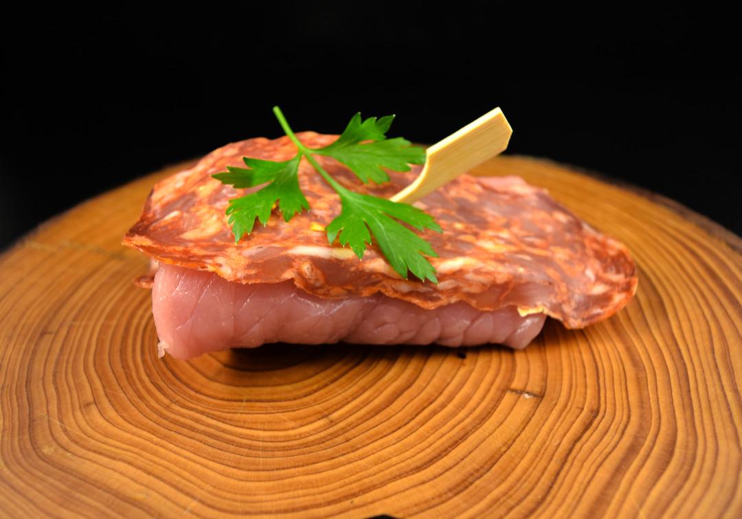 Cordon bleu de veau à la spianata +/-200gr - Meattime