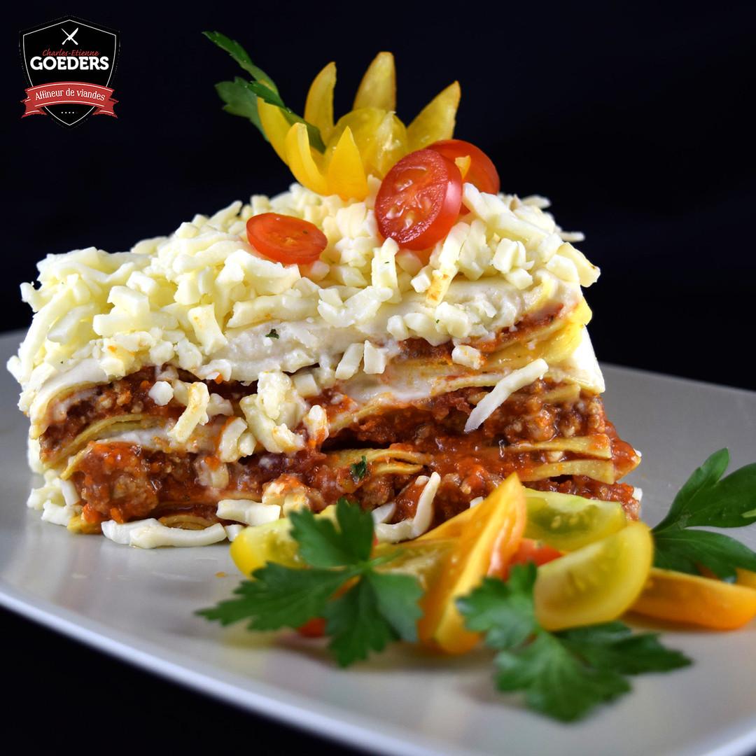 Lasagne bolognaise (500gr) - Meattime